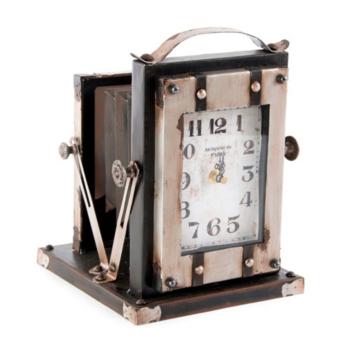 Reloj cámara vintage Ambientes & Decoración