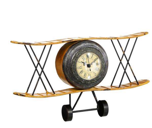 reloj-avion-amarillo