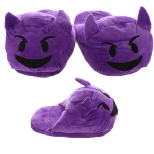 zapatillas-emoticono-diablo